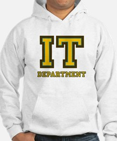 IT Department Jumper Hoodie