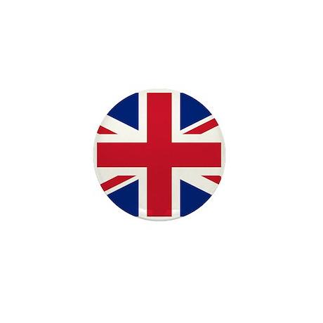 Great Britain Union Flag Mini Button