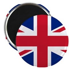 Great Britain Union Flag Magnet