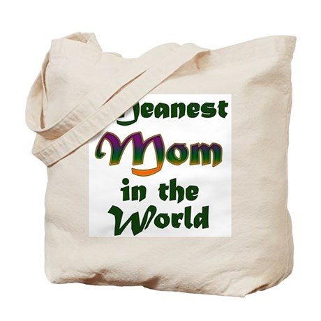 Mother's Day - Meanest Mom Tote Bag
