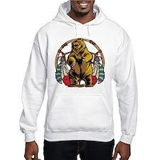 Bear Dream Catcher Hoodie