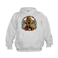 Bear Dream Catcher Hoodie