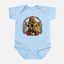 Bear Dream Catcher Infant Bodysuit