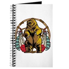 Bear Dream Catcher Journal