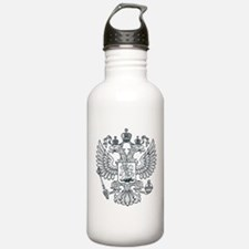 Eagle Coat of Arms Sports Water Bottle