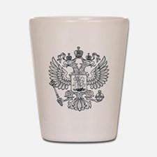 Eagle Coat of Arms Shot Glass