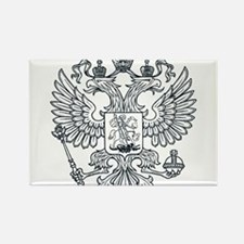 Eagle Coat of Arms Rectangle Magnet
