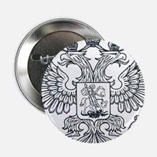 "Eagle Coat of Arms 2.25"" Button"
