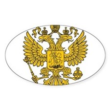Eagle Coat of Arms Decal