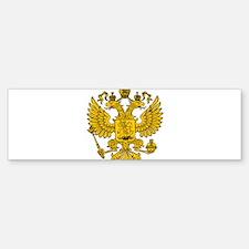 Eagle Coat of Arms Bumper Bumper Sticker