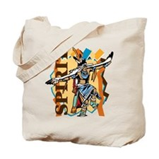 Native American Spirit Dance Tote Bag