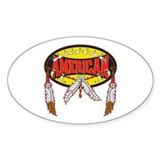 Native American Decal