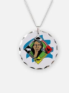 Native American Medicine Whe Necklace