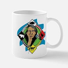 Native American Medicine Wheel Mug