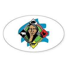 Native American Medicine Wheel Decal