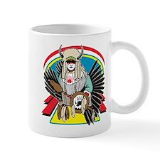 Native American Ceremony Mug