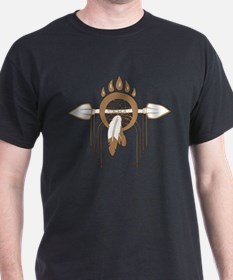 Brown Dreamcatcher T-Shirt