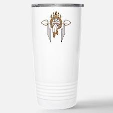 Brown Dreamcatcher Travel Mug