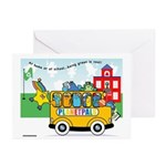 planetpals Earthday Everyday Greeting Cards (Pk of