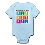 It's Green to be a Planetpal Infant Bodysuit