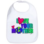 Love Your MOther Design from Planetpals Bib