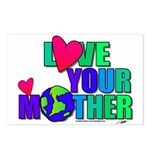 Love Your MOther Design from Planetpals Postcards