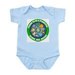 Planetpals Earthday Everyday Infant Bodysuit