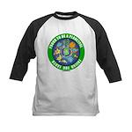 Planetpals Earthday Everyday Kids Baseball Jersey
