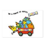 Planetpals Earthday Everyday Postcards (Package of