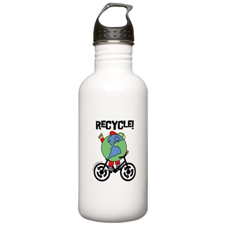 Planetpals Earthday Everyday Stainless Water Bottl