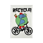Planetpals Earthday Everyday Rectangle Magnet