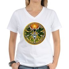 Litha/Summer Solstice Pentacl Shirt