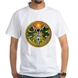 Holly Mens White T-shirts