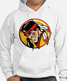 Angry Indian Hoodie