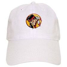 Angry Indian Baseball Cap