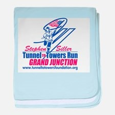 Stephen Siller Tunnel To Towe baby blanket