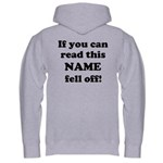If You Can Read This.. Hooded Sweatshirt