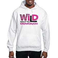 Wild About My Grandkids Hoodie