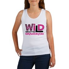 Wild About My Grandkids Women's Tank Top