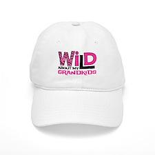 Wild About My Grandkids Baseball Cap