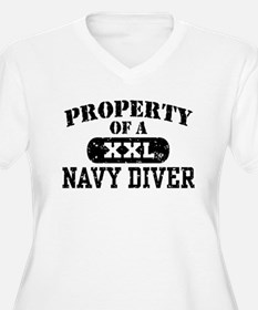 Property of a Navy Diver T-Shirt