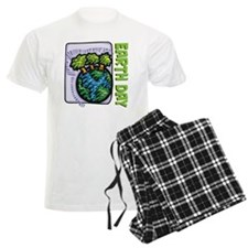 Earth Day Trees Pajamas