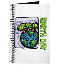 Earth Day Trees Journal