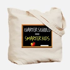 KIDS LEARN MORE Tote Bag