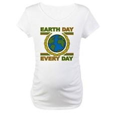 Earth Day Laurel Leaves Shirt