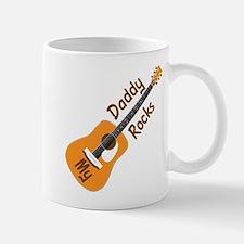 My Daddy Rocks Mug