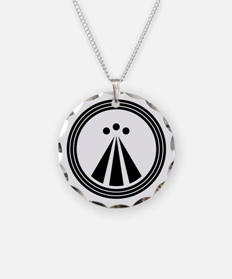 Druid Symbol Necklace