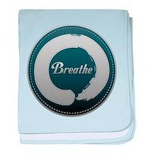Breathe Enso baby blanket