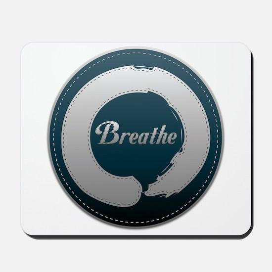 Breathe Enso Mousepad