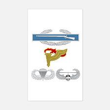 CIB Pathfinder Airborne Air As Sticker (Rectangle)